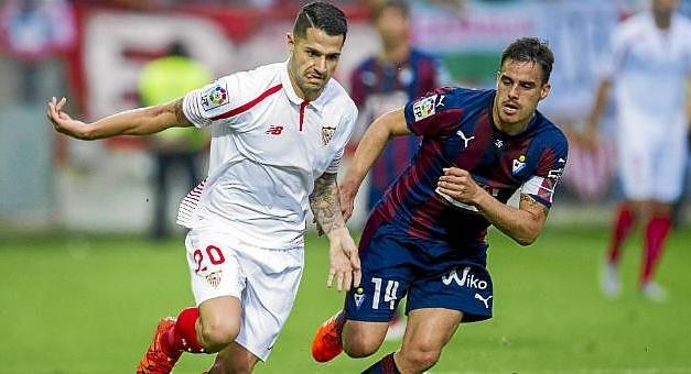 Ponturi fotbal Sevilla – Eibar – Spania La Liga