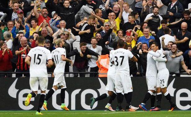 Ponturi fotbal Watford – West Ham – Anglia Premier League