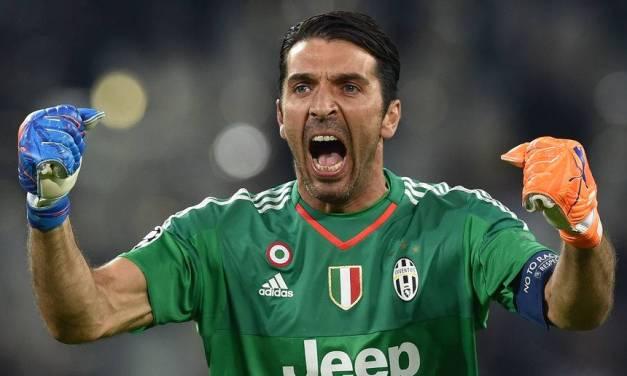 Gianluigi Buffon ajunge la meciul cu numarul 1000 din cariera