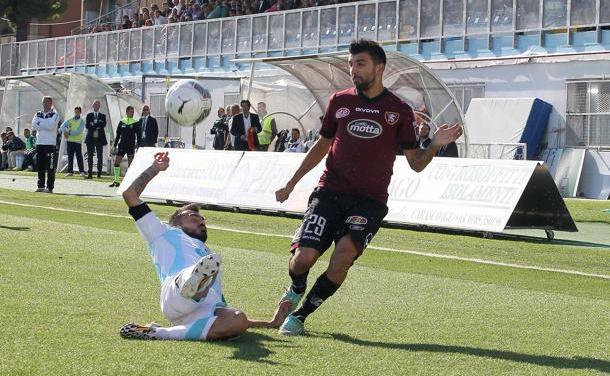 Ponturi fotbal Entella – Salernitana – Italia Serie B