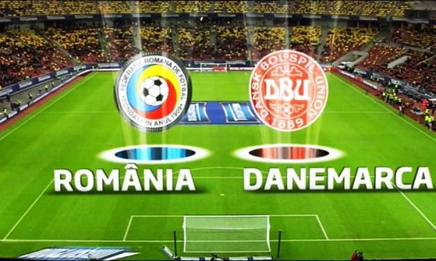 Ponturi fotbal România – Danemarca – Preliminariile CM 2018