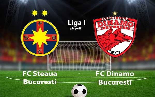 Cea mai buna cota de 9.00 la Steaua vs Dinamo