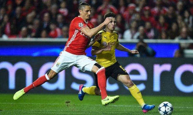 Ponturi fotbal – Borussia Dortmund – Benfica – Champions League