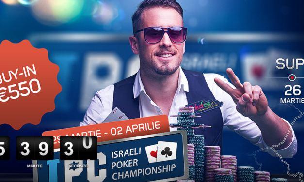 Unibet Poker : 10 tickete garantate pentru IPC Pokerfest Bucuresti