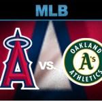 Ponturi pariuri baseball MLB Angels vs Athletics 26 Aprilie 2017
