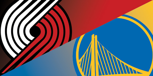 Ponturi NBA Playoffs – Golden State Warriors vs Portland Trail Blazers – Runda 1
