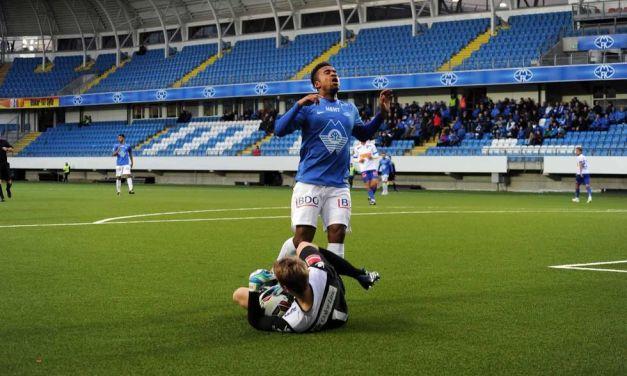 Ponturi fotbal Sanderfjord – Molde – Eliteserien
