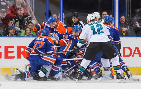 Ponturi pariuri hochei NHL Play-off Sharks vs Oilers 19 Aprilie 2017