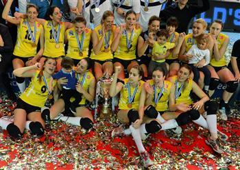 VakifBank Istanbul castiga Liga Campionilor la volei feminin