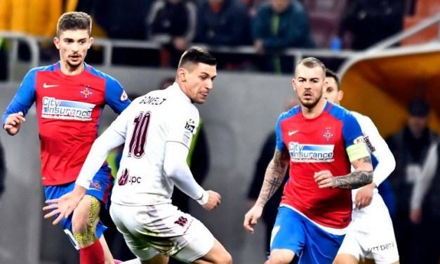 Ponturi fotbal CFR Cluj – Steaua Bucureşti – Liga 1