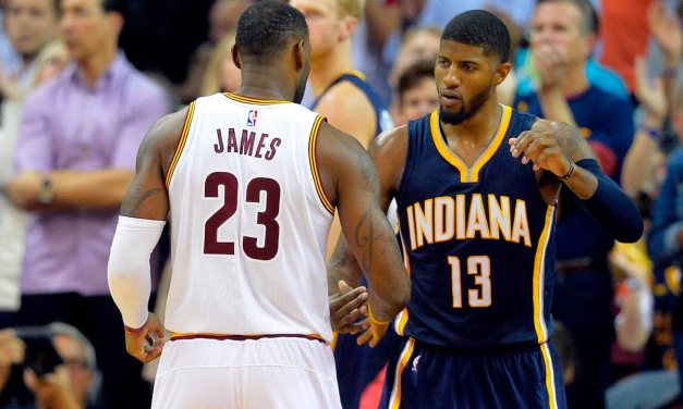 Ponturi playoff NBA: prima infrangere in playoff pentru Cavs?
