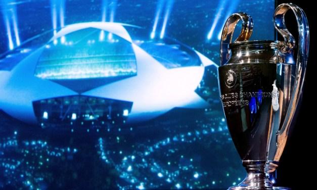 S-au stabilit semifinalele Champions League!