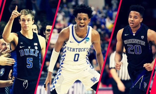 Ponturi NBA Draft – Echipele de peste ocean se intaresc cu tineri talentati