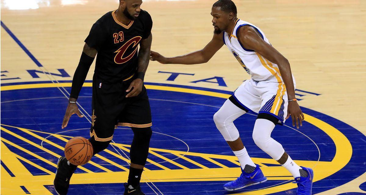Ponturi NBA: meciul 5 al finalei NBA se joaca in Oakland!