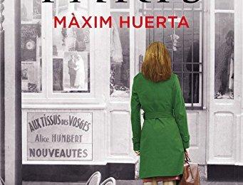 Maxim Huerta: Una tienda en París