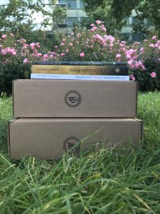 cajas literarias mensuales