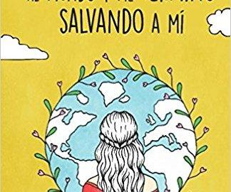 libro queria salvar al mundo