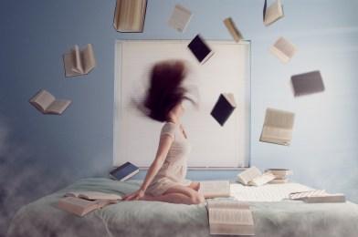 Las top 10 manías lectoras de las personas que aman los libros