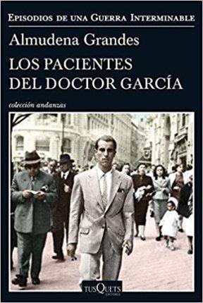 libro los pacientes del doctor garcia