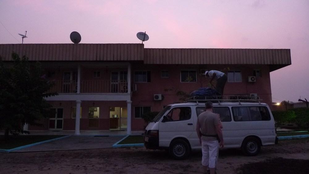 Trek in Cameroon (5/6)