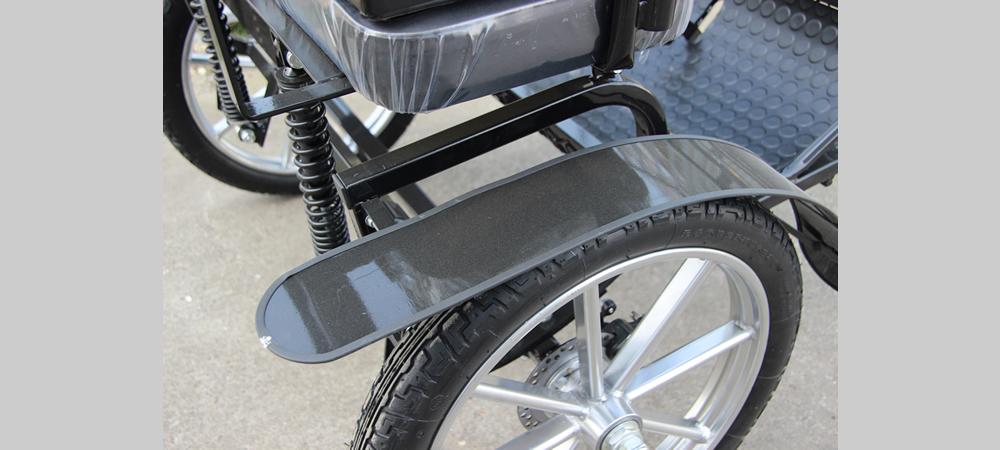 Sulky Cavalettie Sport Räder