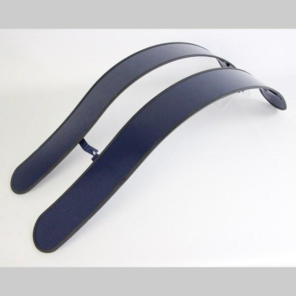 Schutzblechset Cavalettie Perlnachtblau