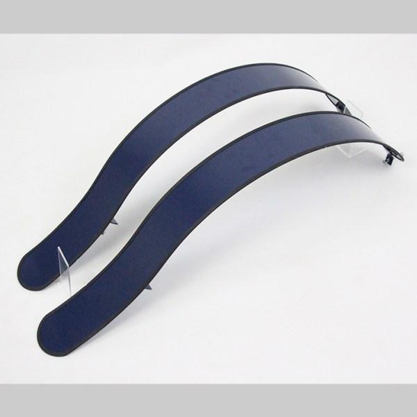 Schutzblechset Oxer Perlnachtblau