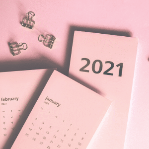 find your best 2021 planner