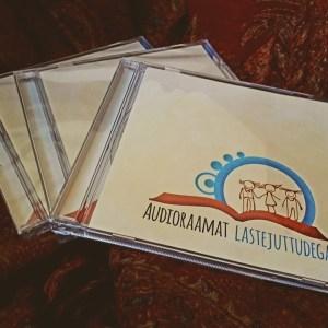 """CD """"Audioraamat Lastejuttudega"""""""