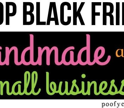 Black Friday Deals from Handmade and Small Businesses