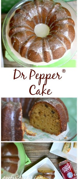 Dr Pepper Cake – Dessert Recipe