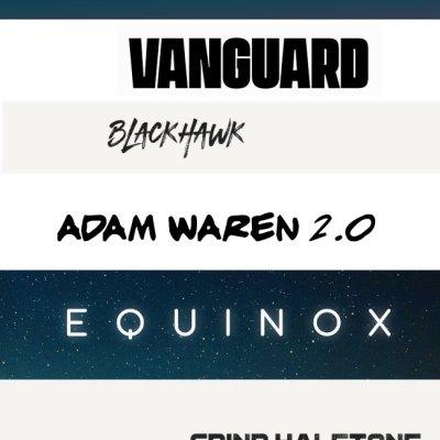 10 Masculine Fonts