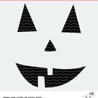 Free Halloween Cut Files – For Silhouette and Cricut Cutting Machines