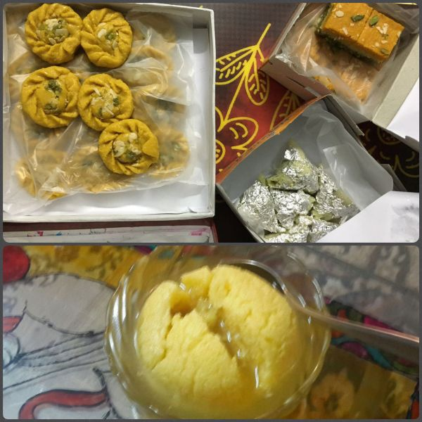 My favourite sweets of Banaras
