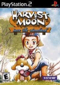 Harvest Moon: Save the Homeland (Box Art)