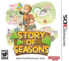 Story of Seasons (Box Art)