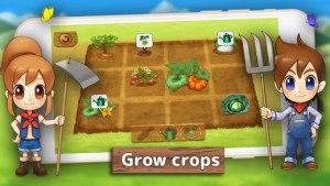 Grow crops