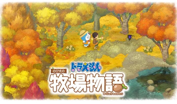 Doraemon: Nobit's Story of Seasons
