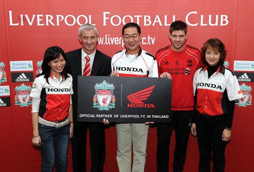Honda Thailand Partnership