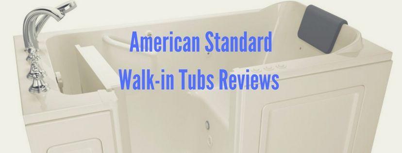 American Standard Walk In Bathtubs