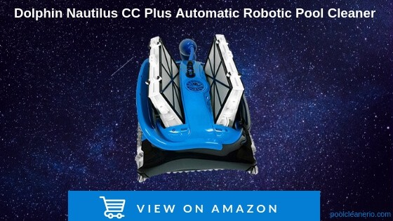 Dolphin Nautilus CC Plus Automatic Robotic Pool Cleaner Reviews