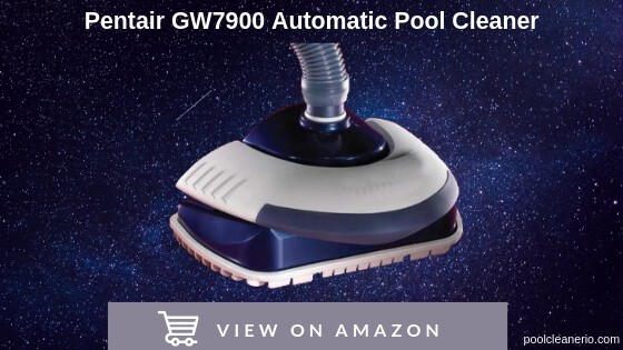 Pentair GW7900 Automatic Pool Cleaner for Kreepy Krauly SandShark Inground Swimming Pool