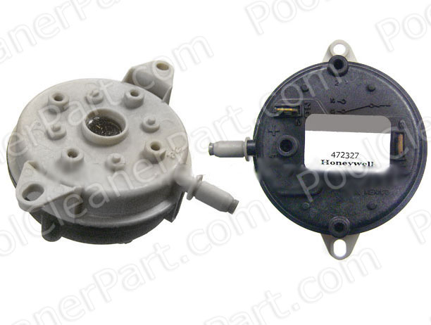 Pentair Air Pressure Switch Gray MiniMax Pool Heater