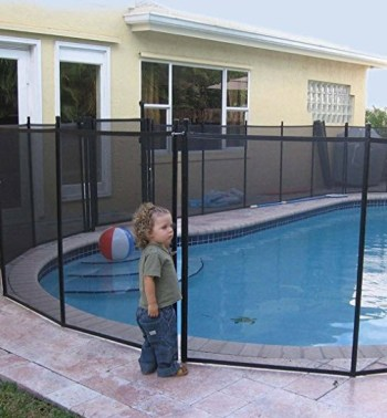 Water Warden - Pool Safety Fence