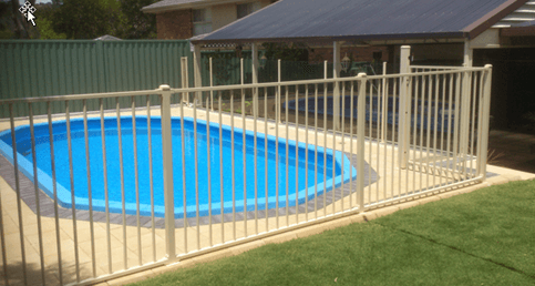 pool fence for safety at home