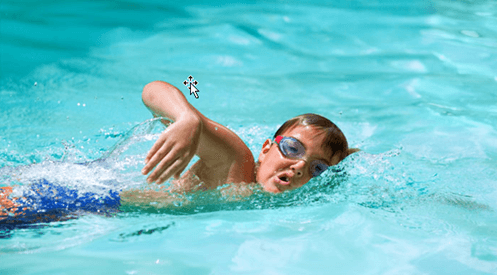 swimming techniques for kids