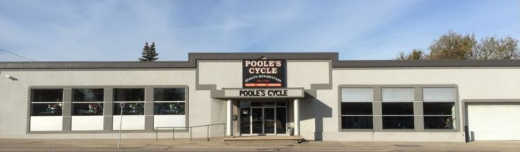 Poole's Cycle Storefront image