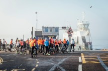 poole wheelers club ride with 371