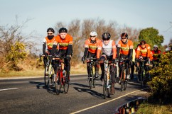 poole wheelers club ride with 483