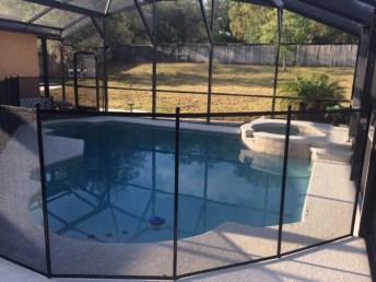 Minneola Pool Fence 1